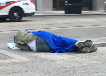 Homelessness in Toronto