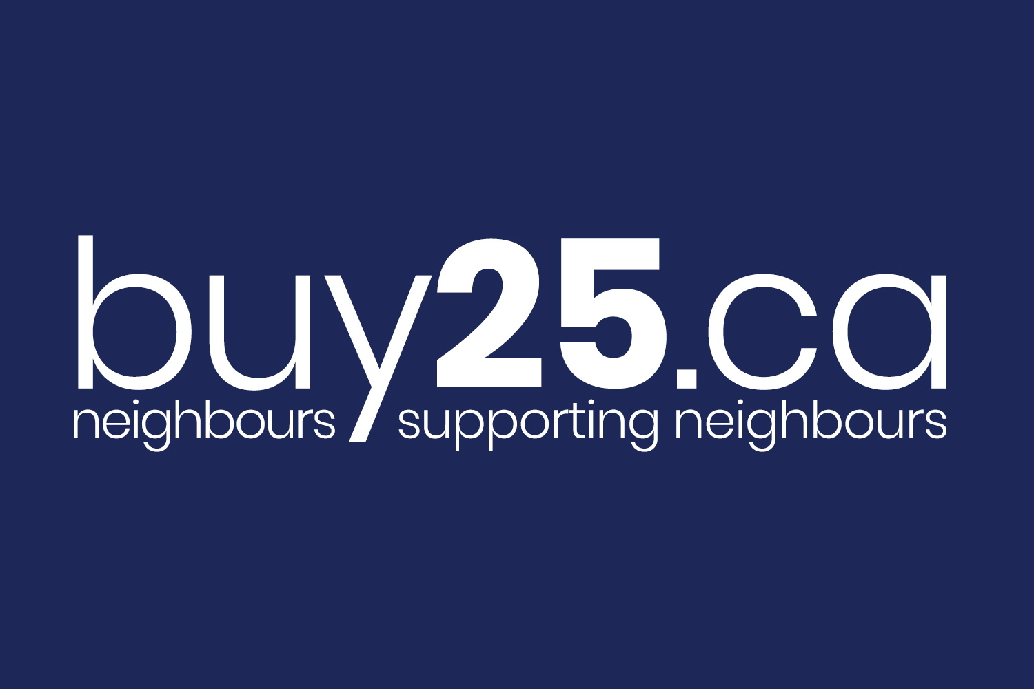 I feel that the City could do more to help Ward 25 businesses thrive so I created a directory called buy25.ca where people will be able to find local restaurants, shopping, trades people, entertainment etc. If you have a business in this Ward please reach out to be added. If elected, I'll do all I can […]